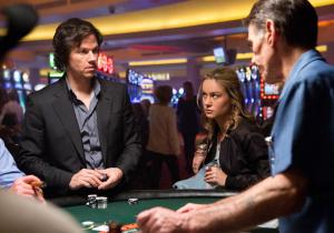 Mark Wahlberg & Brie Larson in 'The Gambler'