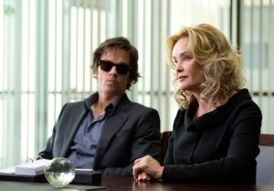 Mark Wahlberg & Jessica Lange in 'The Gambler'