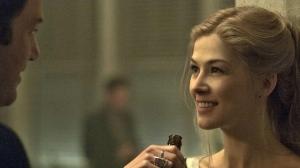 Rosamund Pike in 'Gone Girl'