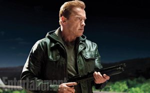 Arnold Schwarzenegger as T-800