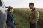 Mackenzie Foy & Matthew McConaughey in 'Interstellar'
