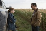 Mackenzie Foy & Matthew McConaughey in 'Interstellar'