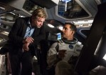 On set 'Interstellar'