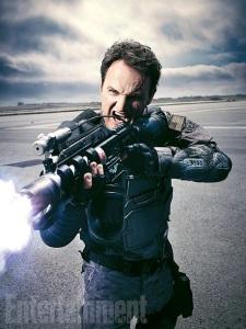 Jason Clarke as John Connor