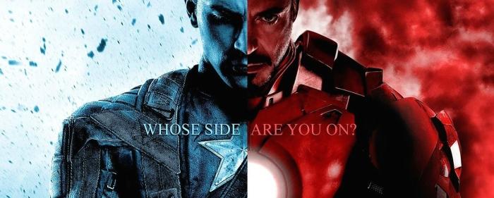 Marvel's 'Civil War'
