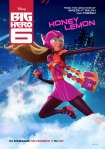 'Big Hero 6' Honey Poster