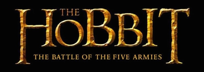 'The Battle of the Five Armies' Logo