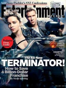 'Terminator: Genisys' EW Cover