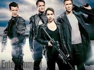 Cast of 'Terminator: Genisys'