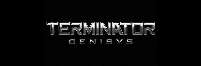 'Terminator: Genysis' Logo