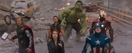 Image of 'The Avengers'