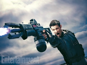 Matt Smith for 'Terminator: Genisys'
