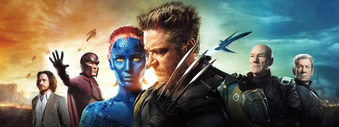 'X-Men: Days of Future Past' Banner