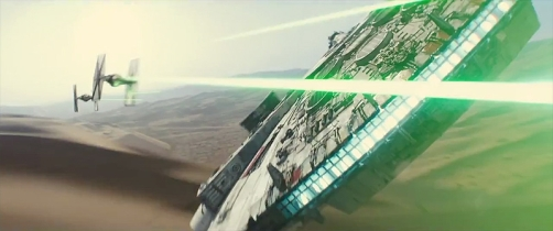Image of 'The Force Awakens'