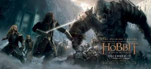 'The Battle of the Five Armies' Banner