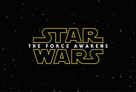 'Star Wars: The Force Awakens' Logo