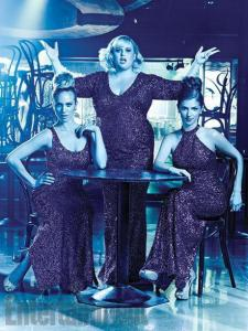 Brittany Snow, Rebel Wilson & Anna Kendrick for 'Pitch Perfect 2'
