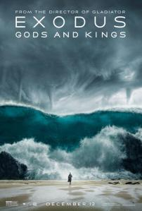 'Exodus: Gods and Kings' Poster