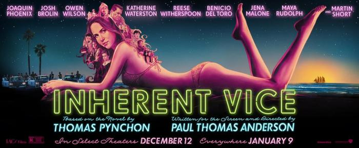'Inherent Vice' Banner