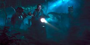 'Jurassic World' Screenshot
