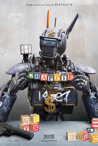 'Chappie' Poster