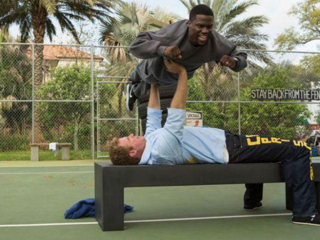 Will Ferrell & Kevin Hart in 'Get Hard'