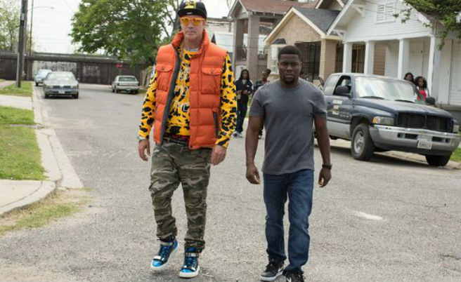 Will Ferrell & Kevin Hart in 'Get Hard'