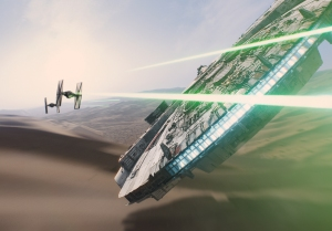 'Star Wars: The Force Awakens' IMAX Image