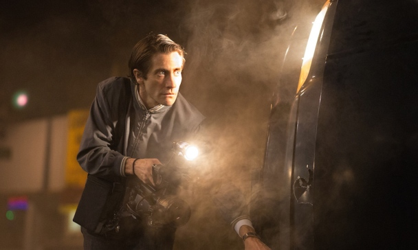 Jake Gyllenhaal in 'Nightcrawler'