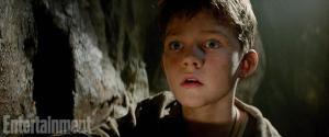 Levi Miller in 'Pan'