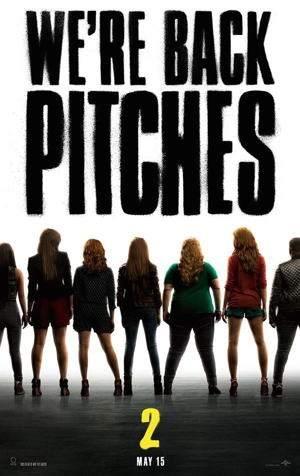 'Pitch Perfect 2' Teaser Poster