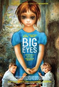 'Big Eyes' Poster