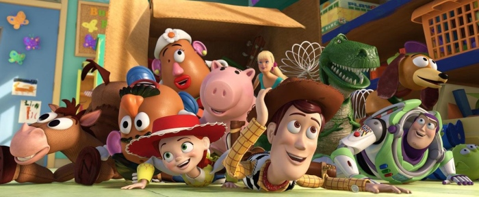 Gang of 'Toy Story'