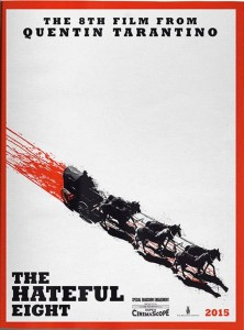'The Hateful Eight' Teaser Poster
