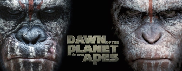 'Dawn of the Planet of the Apes' Banner
