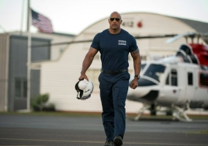 Dwayne Johnson in 'San Andreas'