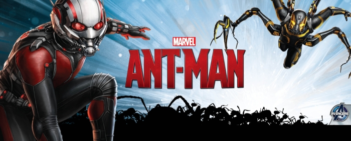 'Ant-Man' Promo Art