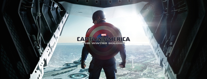 'Captain America: The Winter Soldier' Banner