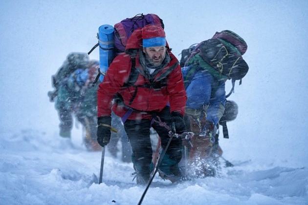 Jason Clarke in 'Everest'