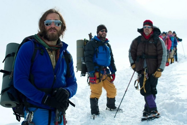 Jake Gyllenhaal in 'Everest'