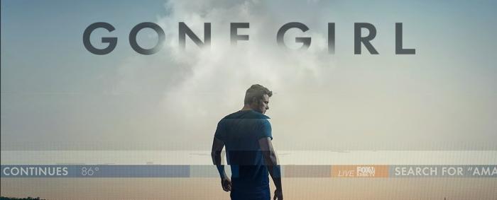 'Gone Girl' Banner