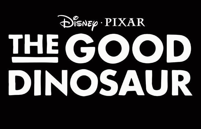 'The Good Dinosaur' Logo
