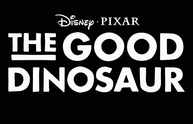 'The Good Dinosaur' Logo