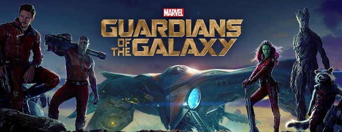 'Guardians of the Galaxy' Banner