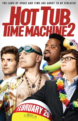 'Hot Tub Time Machine 2' Poster