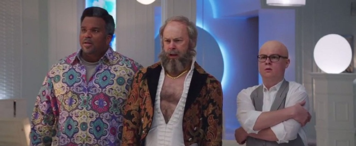 Craig Robinson, Rob Corddry & Clark Duke in 'Hot Tub Time Machine 2'