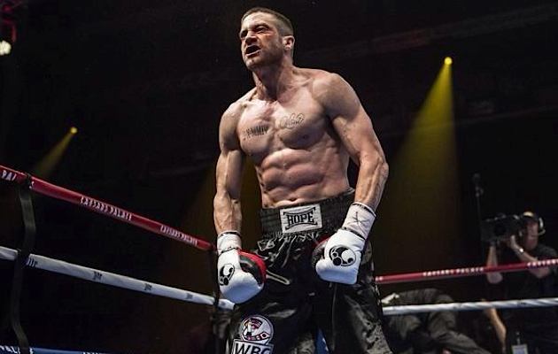 Jake Gyllenhaal in 'Southpaw'