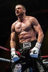 Jake Gyllenhaal in 'Southpaw'