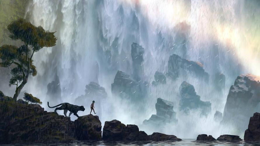 'The Jungle Book' Concept Art