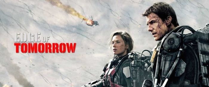 'Edge of Tomorrow' Banner